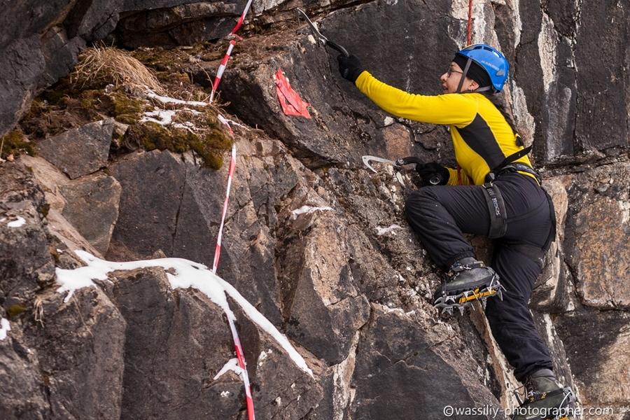 Альпинистское двоеборье 2013