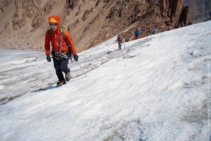 Альпинизм в Алматы