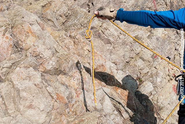 Узел для связывания верёвок
