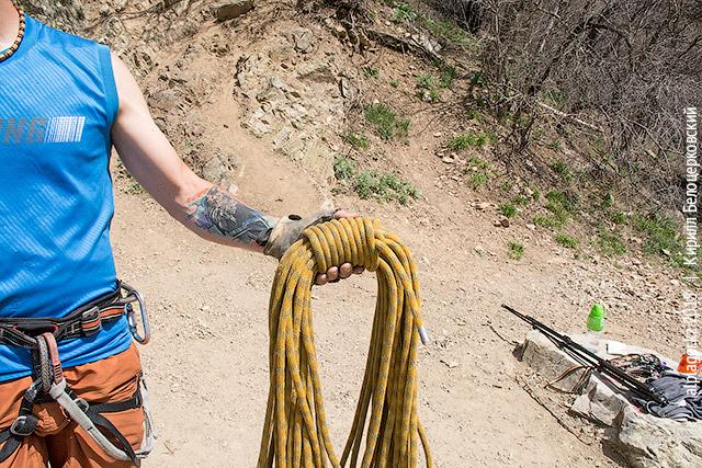 Бухта верёвки