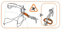 Один карабин — небезопасно