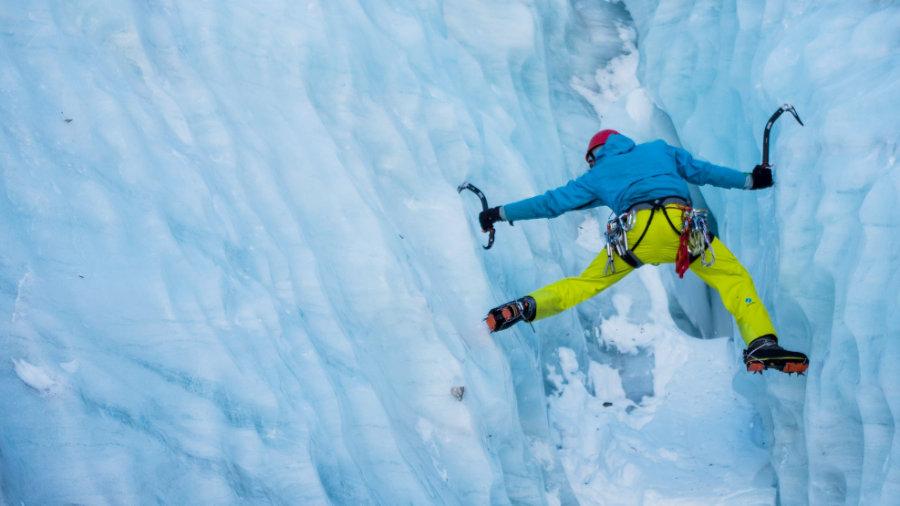 Занятия на льду в школе Категория трудности