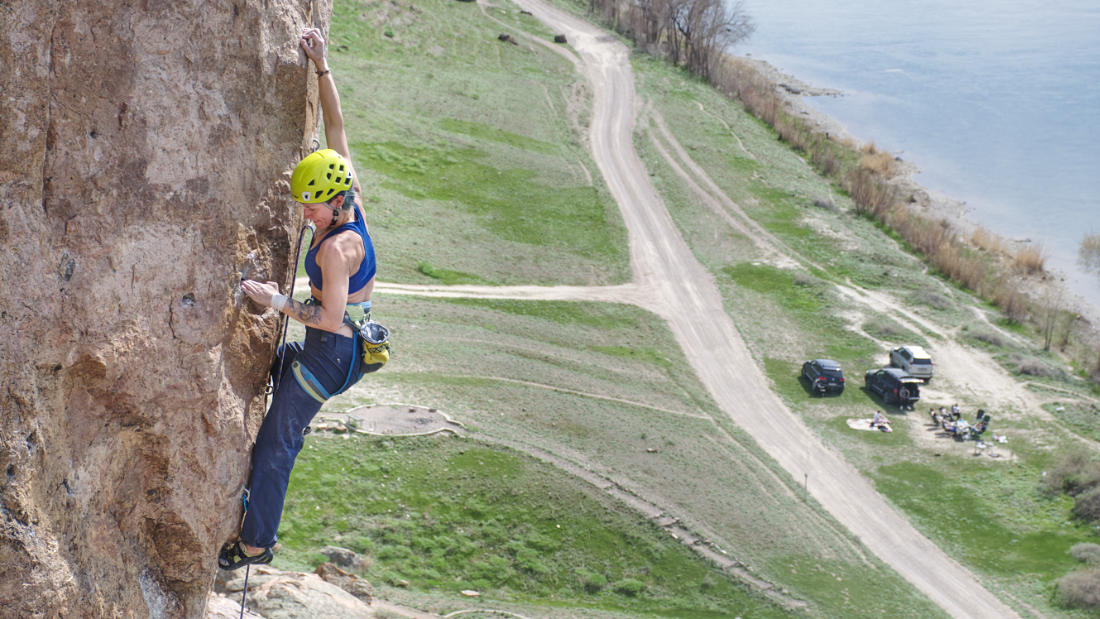 Как вести себя на скалах