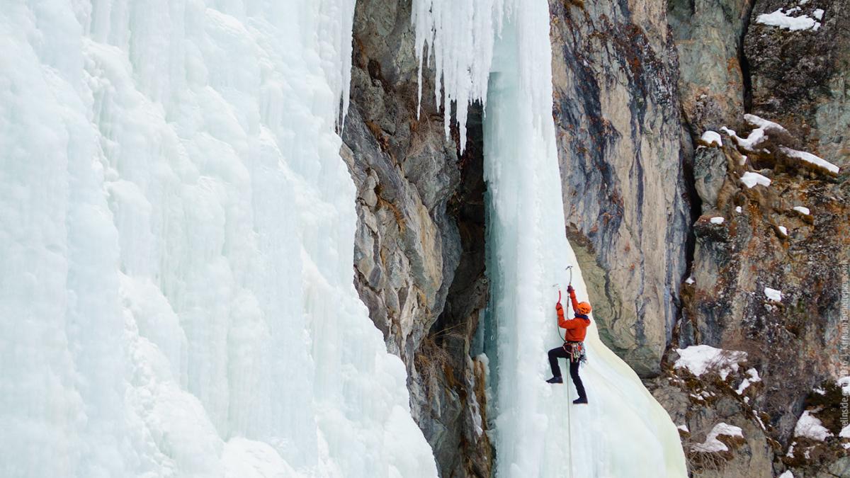 Категории трудности ледовых маршрутов
