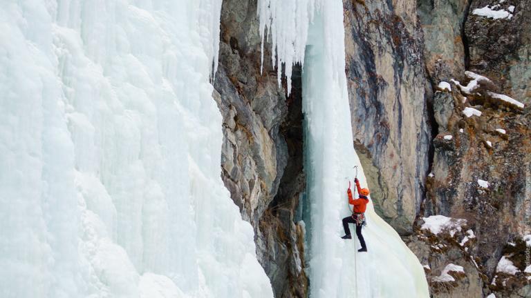 Категории трудности: лёд
