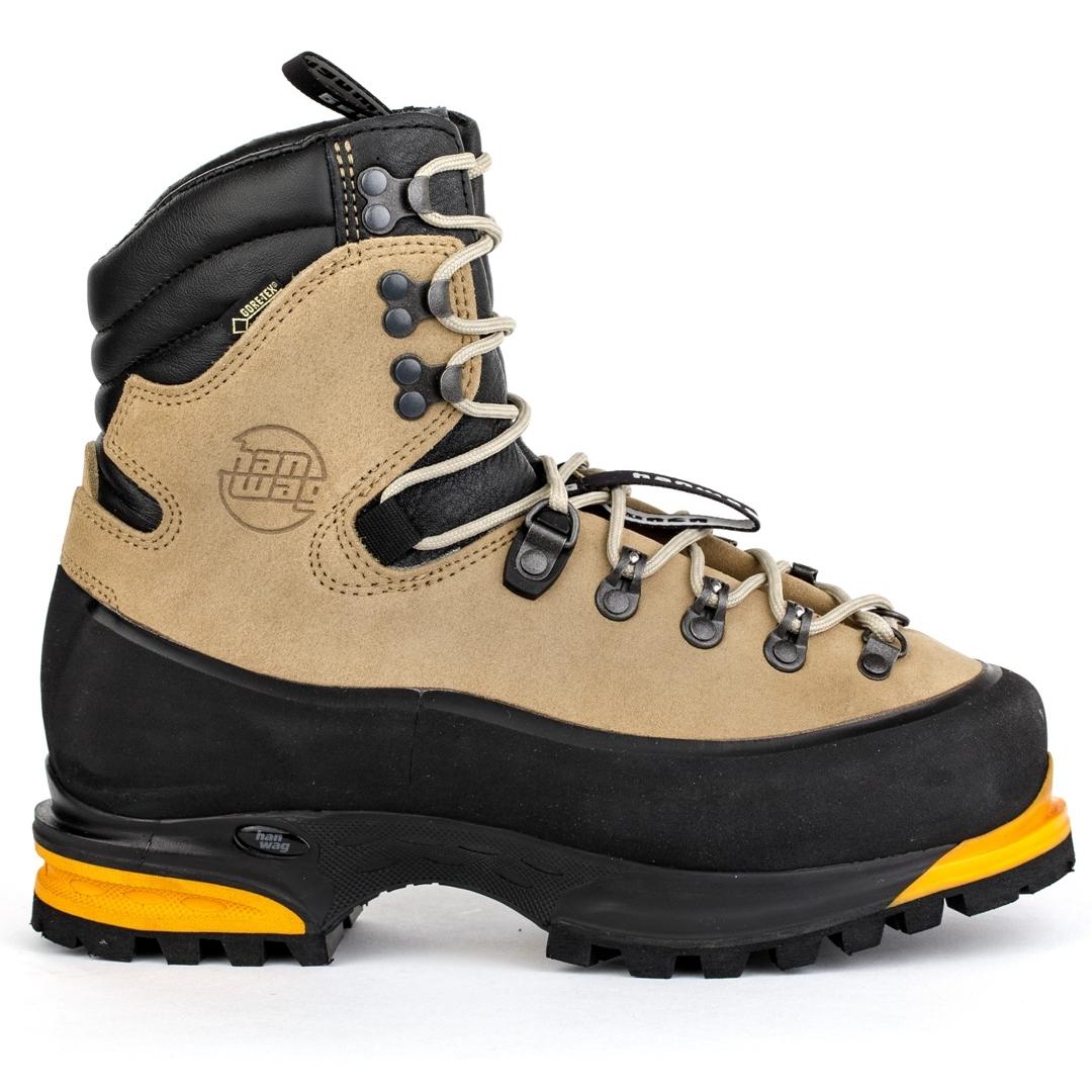 Ботинки для альпинизма Ханваг